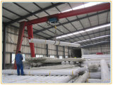HDPE materiale d'impermeabilizzazione Geomembrane impermeabile 1.5mm per il serbatoio dell'olio