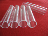 High Purity Customized Ozone Less Quartz Tube