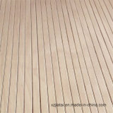Los muebles de madera contrachapada de grado comercial ranurado, 1220*2440mm de contrachapado de madera de pino