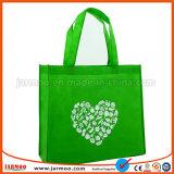 Sac à provisions durable en gros avec des logos pour la promotion et la publicité