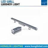 Arruela ao ar livre da parede do diodo emissor de luz da paisagem 18W 36W para a iluminação da arquitetura