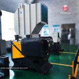 強いプラスチック粉砕機かプラスチック押しつぶす機械またはペットびんの粉砕機