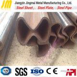 Tubazione d'acciaio della Cina in figure differenti, tubo speciale della sezione & tubo speciale
