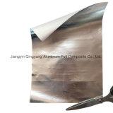 焼き付け抵抗力がある補強されたアルミホイルのガラス繊維の布