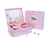 カスタム小さく贅沢なペーパーギフトのびんの香水のコレクション包装ボックス#Perfumebox