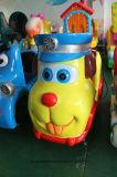 Máquina de juego de monedas Área Infantil Equipamiento para la máquina de Wobbler