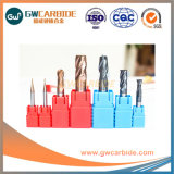 35-160mm CNC Solid Carbide Reamer 4 Flute Flat End Mills