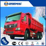 中国HOWOのブランド6X4の熱い販売のダンプトラック(ZZ3257N3647A)