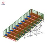 Gradas de madera Gimnasio gradas asientos