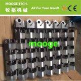 Wellezerkleinerungsmaschineplastikreißwolf DES HDPE-PET Abfall-Blasformens einzelner
