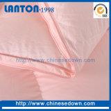 Quilt branco do Comforter do Duvet do poliéster da tela 7D
