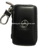 Ключ из натуральной кожи бумажник - Premium молнией цепочки ключей автомобиля из натуральной кожи для Бенц