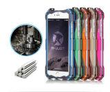 Водоустойчивое алюминиевое iPhone 6 аргументы за рамки металла плюс 5.5