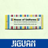 De aangepaste Kleding Van uitstekende kwaliteit van de Jeans van het Document van het Kledingstuk van Etiketten hangt Markering