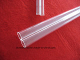 고품질 투명한 석영 두 배 관 히이터