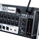 DJのミキサーのデジタルカラオケのミキサーはとの騒音機能を減らす
