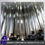 Quadrato inossidabile/tubo d'acciaio rettangolare 201 tubo inossidabile 316 304
