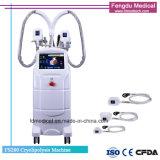 Ce keurde 4 het Bevriezen van Cryolipolysis van Handvatten Cryo Vette Beeldhouwende Machines van het Lichaam goed