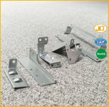 Blech, das den Teil-Metallhalter stempelt Teile stempelt