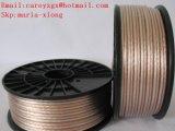 El cable del altavoz y el cable de audio RoHS aprobación fabricado en China