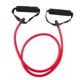 . exercice élastique de tube de corde de bande de résistance de forme physique de 120cm pour la séance d'entraînement de Pilates de yoga