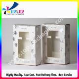 La Chine Fournisseur Nouveau style de boîte de papier de parfum avec fenêtre transparente
