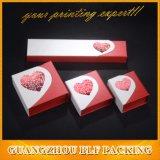 Caixa de Embalagem de Papelão jóias Organizer