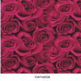 La transferencia de agua Hydrographics Tcspva cúbica, patrón de flor de la película de impresión nº F002CV002b