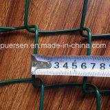 Виниловая пленка с покрытием звено цепи ограждения