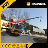 Sany guindaste móvel pequeno Stc120 do caminhão de 12 toneladas mini