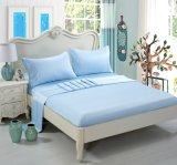 Romántico de buena calidad 100% seda conjunto de ropa de cama