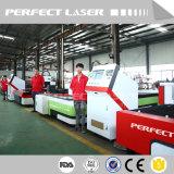 Máquina de estaca do laser da maquinaria do metal do laser de Ipg