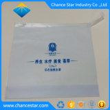 관례에 의하여 인쇄되는 투명한 PVC 지퍼 많은 부대