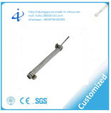 PBT sueltan el cable óptico de fibra de Opgw del tubo del almacenador intermediaro con el fabricante