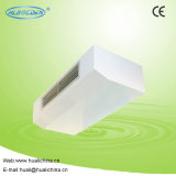Horizontaal stel de Plafond Opgezette Eenheid van de Rol van de Ventilator, de Rol van de Ventilator van het Water van de Types van Plafond bloot