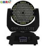 Gbr-Wl1083 108X3w RGBW LED 세척 이동하는 맨 위 빛