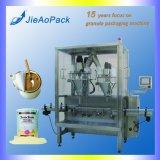 Pimenta/pó de café máquina de enchimento com enchimento de medição de parafuso duplo (JA-30/50)