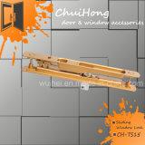 Finestra di scivolamento degli accessori e serratura di portello di alluminio