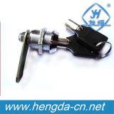 Serratura chiave tubolare del fiore della prugna della serratura della camma (YH3001)