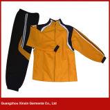 カスタムスポーツのスーツのスポーツのトラックスーツの摩耗の製造業者(T14)
