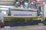Curso ajustável Prensas Dobradeiras Hidraulicas do RAM de Ahyw Anhui Yawei