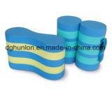 Het kleurrijke Zwemmende Hoofdkussen van het Verbindingsstuk van het Been van het Schuim van EVA van de Boei van de Trekkracht