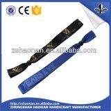 Wristband poco costoso del punto con poliestere per il partito