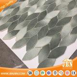 L'americano di figura di foglio ricicla il mosaico di vetro del getto di inchiostro (V626003)