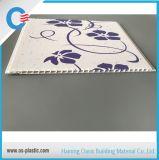 Purpurrotes Blume Belüftung-Panel mit heißer stempelnder Behandlung-Breite 10 Zoll-Decken-Wand-Dekoration