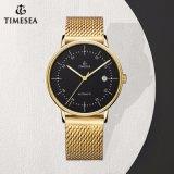 ヨーロッパの腕時計の市場のための供給の標準的で簡単な男性用腕時計