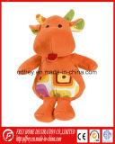Bonitinha Venda Quente Plush Hipona brinquedo para o bebé