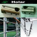 Acessórios do corrimão do aço inoxidável de Holar