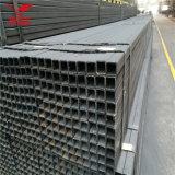 長方形の正方形の鋼管の管空セクションGalvanziedの黒いアニーリング