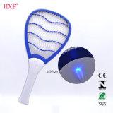 Asesino eléctrico recargable de la mosca con la luz del LED